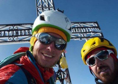 Alta Montagna - Croce - Escursioni in alta quota - Guida Alpina Andrea Concini
