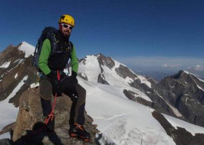 Alta Montagna - Vetta - Escursioni in alta quota - Guida Alpina Andrea Concini