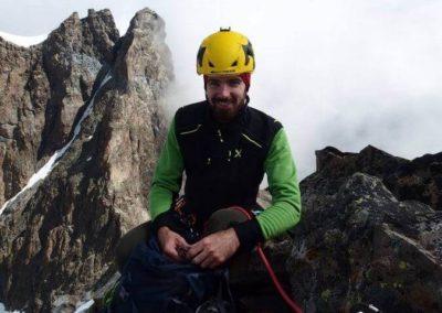 Cordata Alta Montagna - Escursioni in alta quota - Guida Alpina Andrea Concini