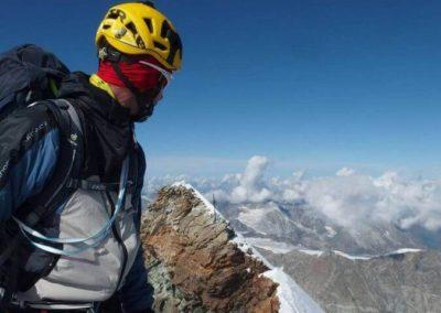 Cresta - Alta Montagna - Escursioni in alta quota - Guida Alpina Andrea Concini