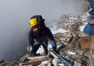 Scala - Alta Montagna - Escursioni in alta quota - Guida Alpina Andrea Concini