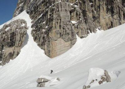 Panorama Sci Alpinismo - Guida Alpina Andrea Concini