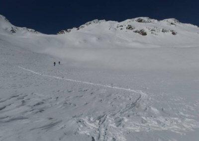 Percorso Sci Alpinismo - Guida Alpina Andrea Concini