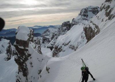 Sci Alpinismo - Guida Alpina Andrea Concini