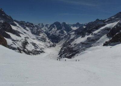 Uscita di Sci Alpinismo Guida Alpina Andrea Concini