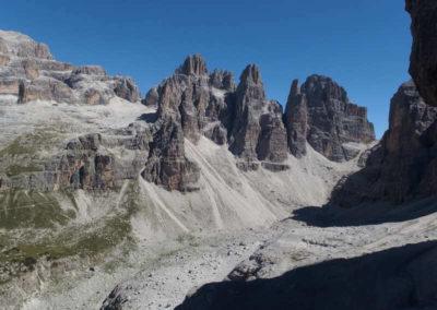 Vie Dolomiti - Ghiaione - Guida Alpina Andrea Concini
